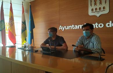 Antonio Ruiz y Josu Ahedo