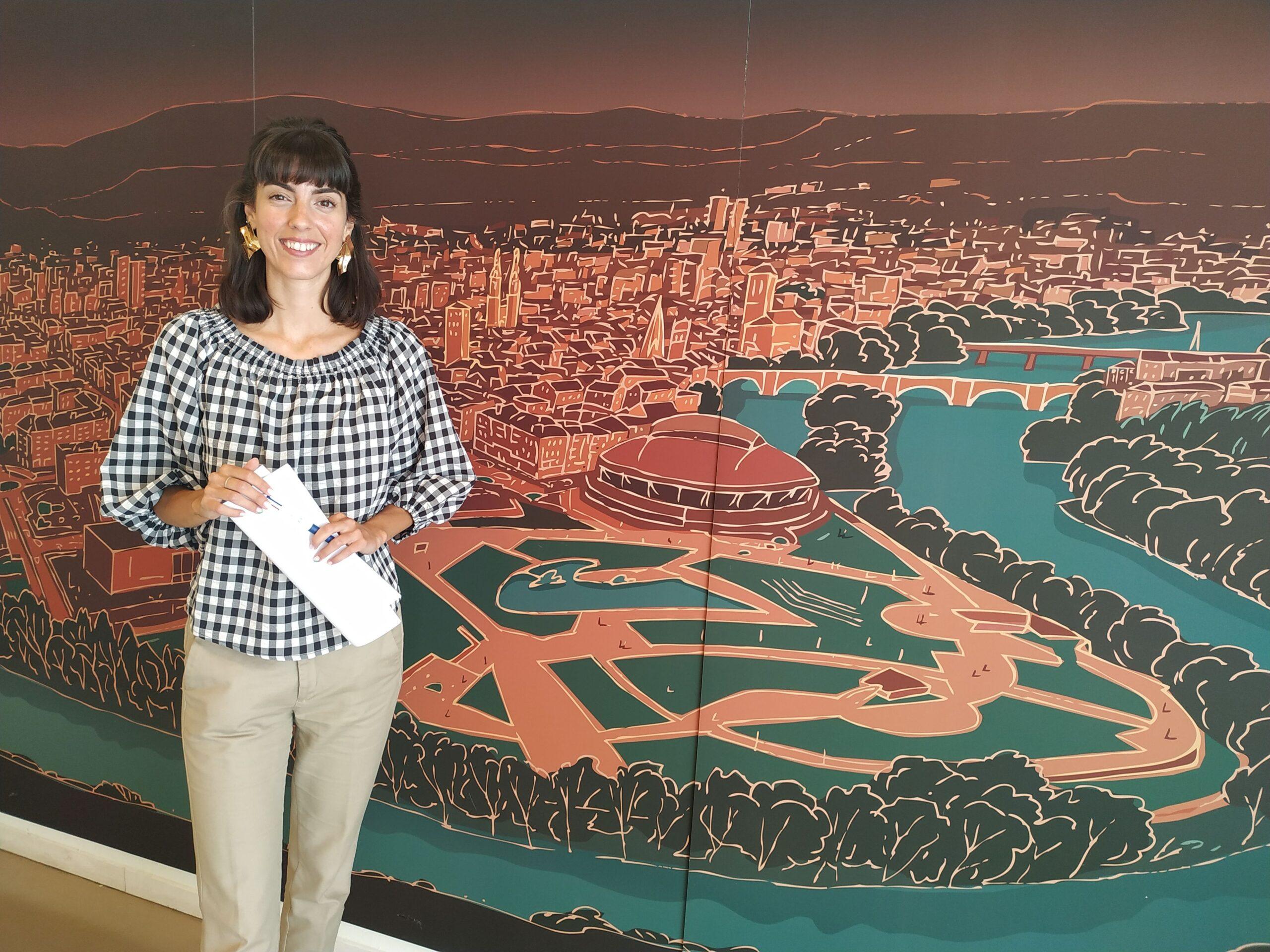 Moción para la puesta en marcha inmediata de la nueva web de turismo del Ayuntamiento de Logroño